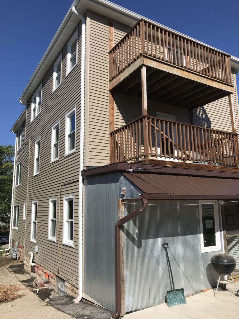 Replacement Windows and Replacement Siding
